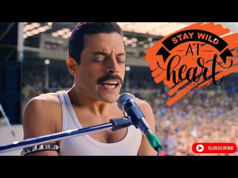 Bohemian Rhapsody Live Aid Concert Scene