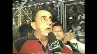 tolima 1 vs MEDELLIN 3 Copa Mustang II 2002-dic-15 Cuad.finales Fecha #6 PASAMOS A LA FINAL 1ªparte