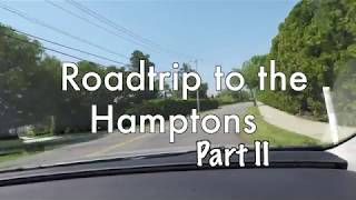 We took a Roadtrip to the Hamptons - Montauk - Part II