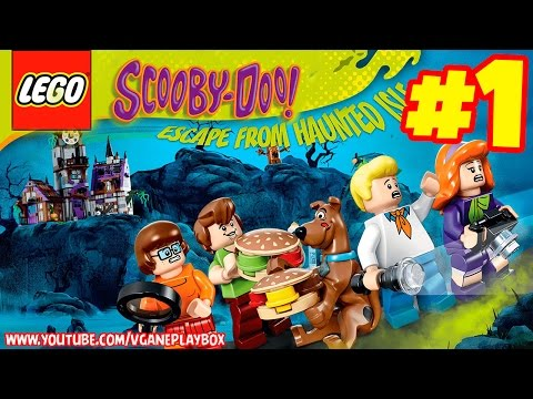 LEGO® Scooby-Doo Haunted Isle (By The LEGO Group) - iOS / Android Gameplay Video - PART 1