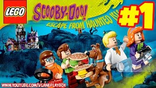 LEGO® Scooby-Doo Haunted Isle (By The LEGO Group) - iOS / Android Gameplay Video - PART 1(Scooby-Doo and The Gang have discovered a hidden treasure map and a mysterious LEGO key that can be built to unlock any door! Play as Daphne, Velma, ..., 2015-10-05T20:49:41.000Z)