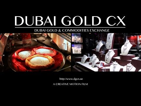 "Corporate Video Production ""Dubai Gold & Commodities Exchange"""
