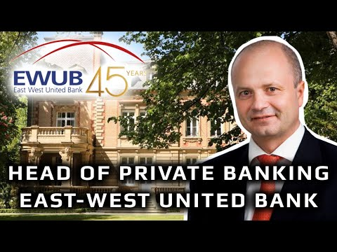 The Effect of Pandemic on Private Banking, Andrey Zaytsev, Head of PB at East-West United Bank