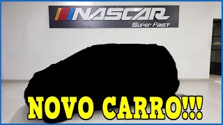 MEU MAIS NOVO PROJECT CAR! - ft NASCAR AUTO SPORT