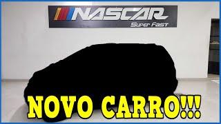 MEU MAIS NOVO PROJECT CAR! - ft NASCAR AUTO SPORT
