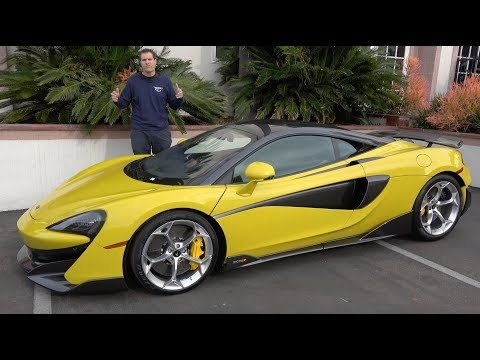 Here's Why the McLaren 600LT Is Worth $300,000