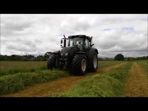 Silage Borris Co Carlow 2016
