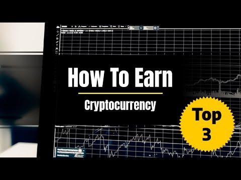 HOW TO MAKE MONEY WITH BITCOIN TOP 3 METHODS