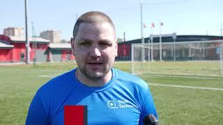 Старт ХХ Кубка главы города Лобня по мини футболу