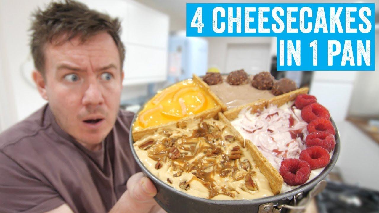 tasty-s-4-cheesecakes-in-1-pan-mvk-tries-10
