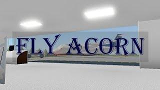 ROBLOX | Fly Acorn Dornier 328 Flight