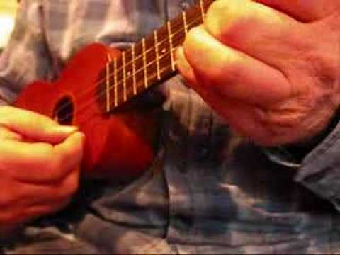 The Old Rugged Cross - performed by Ken Middleton
