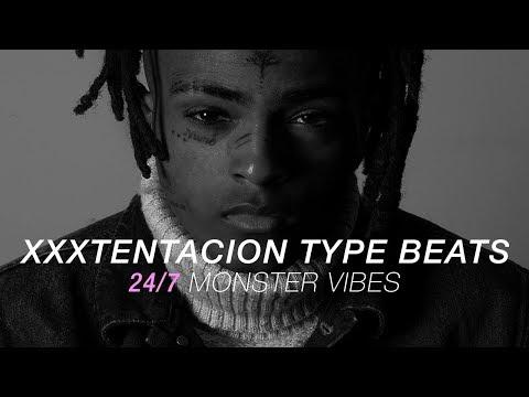 XXXTENTACION - Type Beats | 24/7 Radio livestream R.I.P.