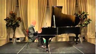 Mykola Suk -Franz  Liszt;  Ballade d