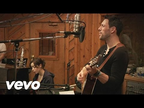 Steve Kazee and Cristin Milioti - Falling Slowly - YouTube