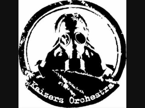 kaizers orchestra resistansen