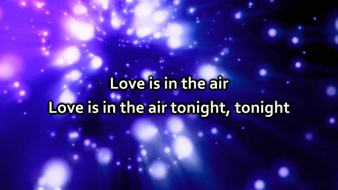 Joel McNeely – Love Is on the Air Tonight Lyrics | Genius ...