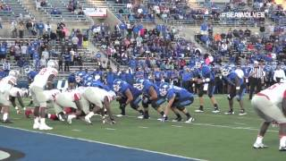 Stony Brook Football vs. Buffalo - Sept. 14, 2013