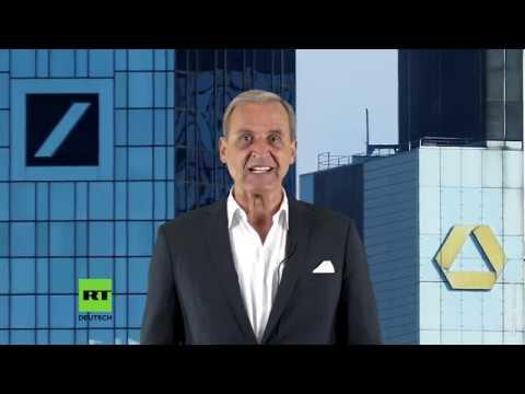 Florian Homm spricht Klartext: Warnung vor der Bankenfusion