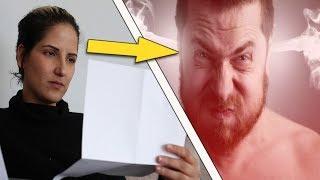 Mąż wysłał pożegnalny list do żony, jej odpowiedź jest genialna!