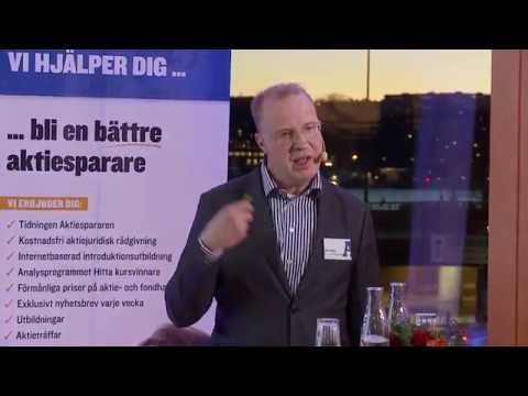 Stora Aktiedagen Stockholm – Karolinska Development