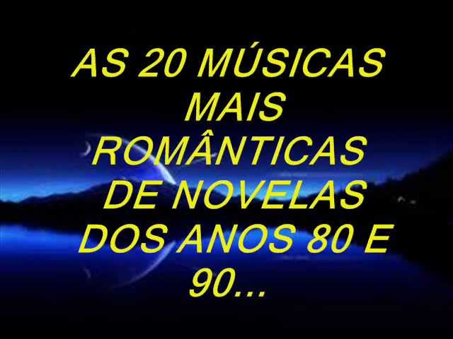 musicas novelas: