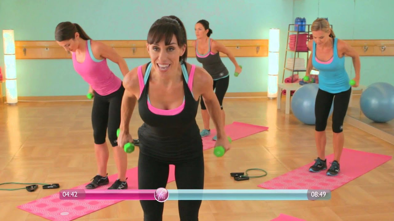 13 minute upper body arm workout by Fe Fit