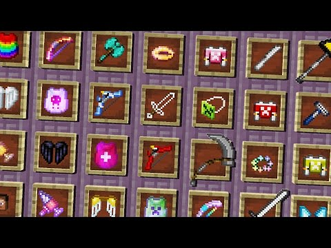 Thumbnail: 300+ NEW ITEMS FOR MINECRAFT!