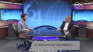 Gustavo Beggiato: La crisis en el sector turístico