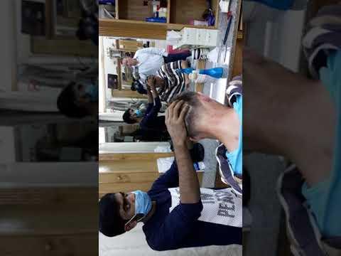 Indian head massage Doha, Qatar.