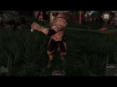 Mortal Online – Solo Roaming is still fun! GF!