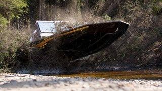SJX Jet Boats Pushing the limits