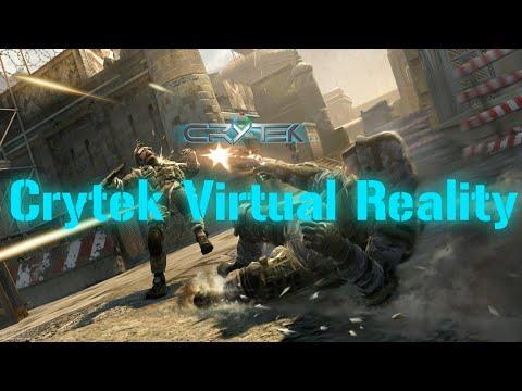 Crytek Virtual Reality