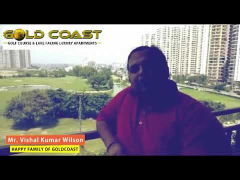 Mr. Vishal Kr Wilson , A proud owner of flat at Goldcoast, Crossing republik