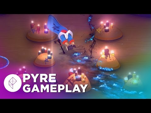 Watch the first 20 minutes of the Pyre demo from Supergiant Games