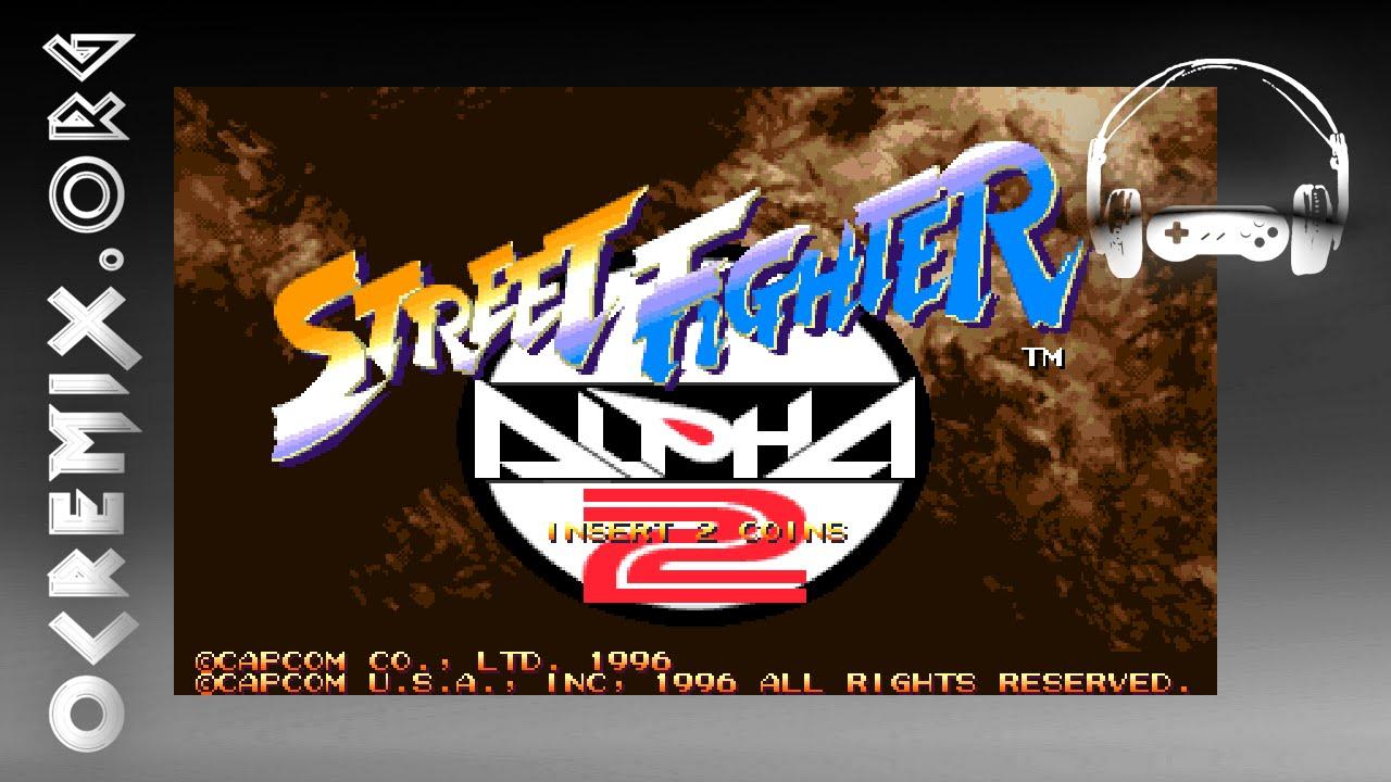 ReMix: Street Fighter Alpha 2