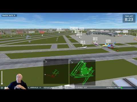 Airport Madness 3D V2 E386 TT15 MAX @ Miami  
