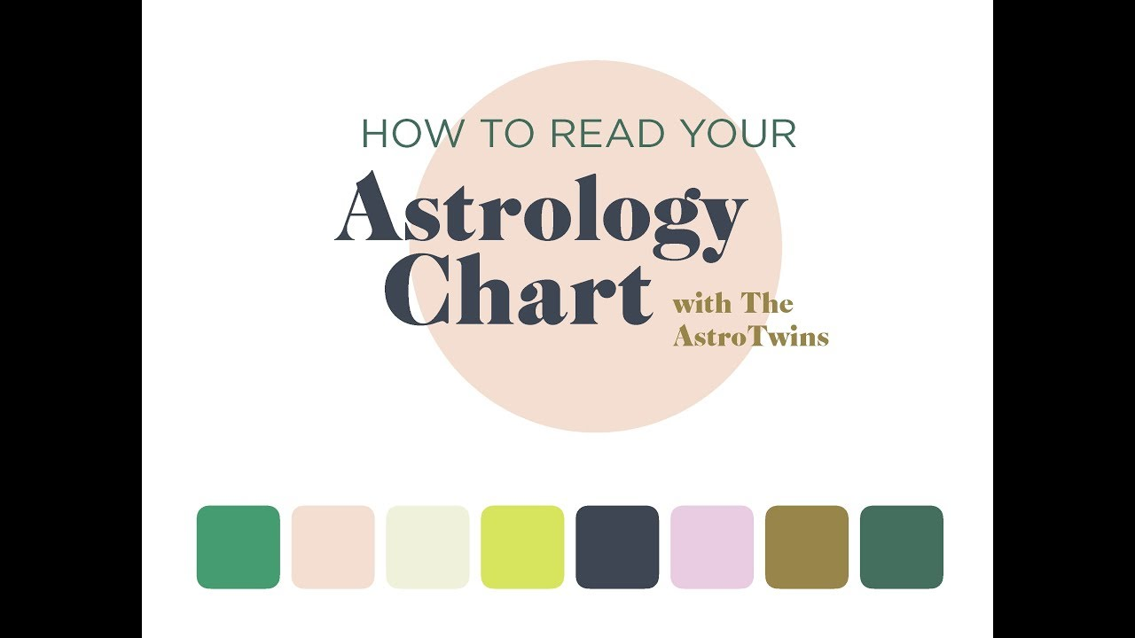 What Is An Astrology Birth Chart? Your Natal Chart Explained