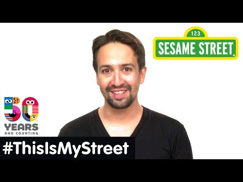 Lin-Manuel Miranda Shares 4 Moments He'll Never Forget From the Set of Sesame Street