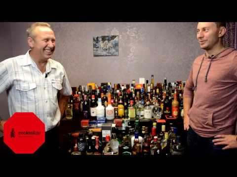 Большая коллекция алкоголя Коктейль тв