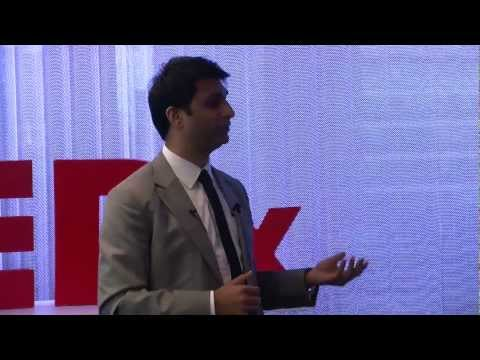 Fighting Poverty With Innovation:  Nishant Lalwani at TEDxFulbright