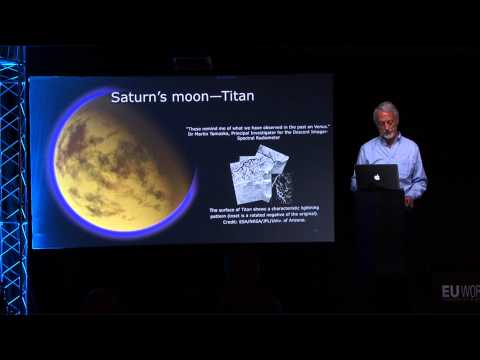 Wal Thornhill: The Star 'Proto-Saturn' | EU Workshop