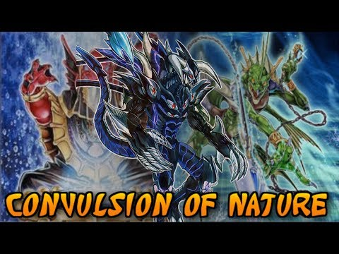 Convulsion of Nature - Mind Games - June 2017