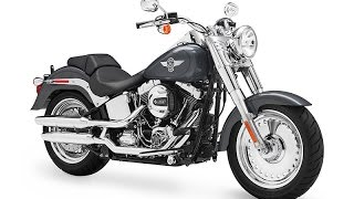 2016 harley davidson Fat Boy - harley softail