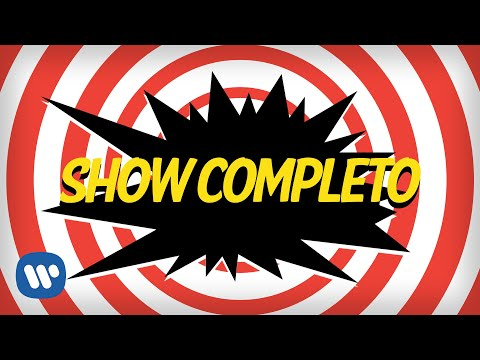 Show Completo (Lyric Vídeo) - Anitta