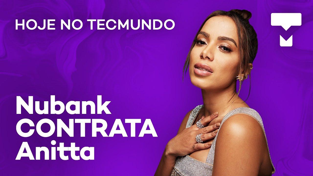 AMAZON destrói produtos NOVOS em vez de doar, Nubank traz Anitta - Hoje no TecMundo