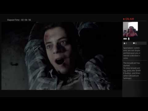 Let's Play with Stacie: Until Dawn, Part 4 (is it almost over?)