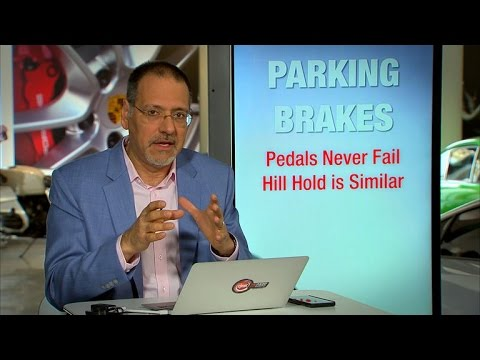 Your emails: Foot-actuated vs. electronic parking brakes (On Cars)