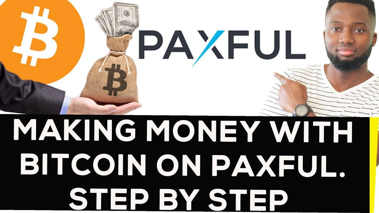 come fare soldi commercio di bitcoin su paxful bitcoin gratis gratis