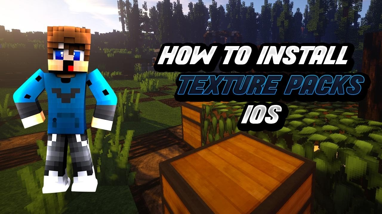 [iOS] Install Texture Packs | No Jailbreak Or Computer! | [1.16+] (2021)
